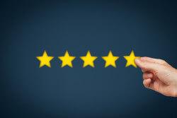 Customer reviews and feedback
