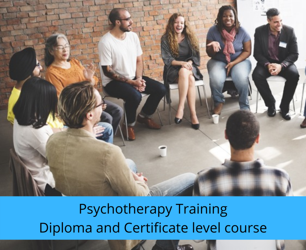 Psychotherapy training course