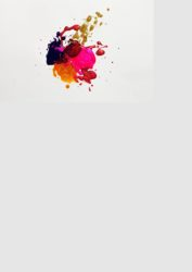 creativity 1 template paint splatter