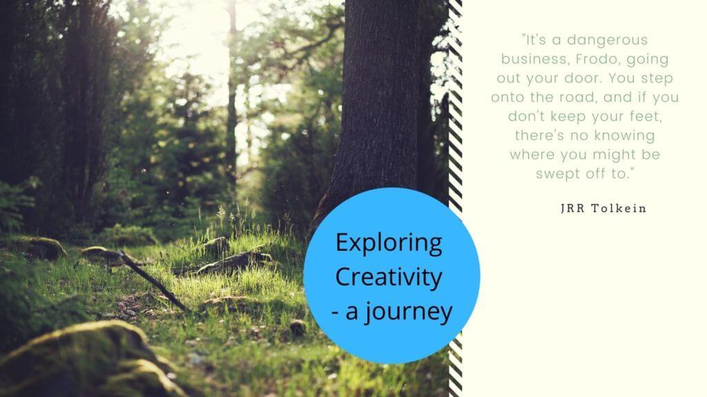Creativity journey