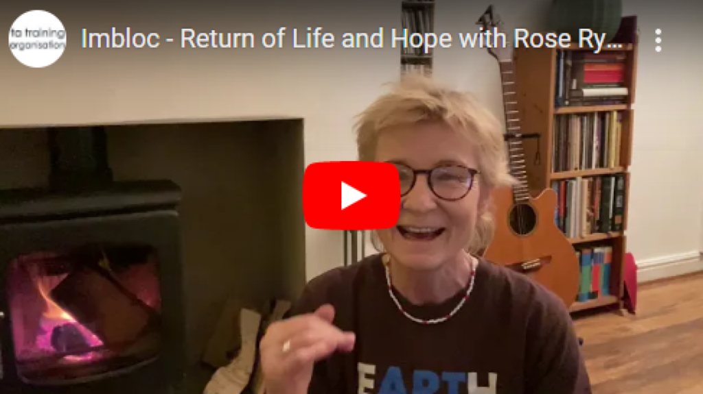 Rose vlog for Feb 2021
